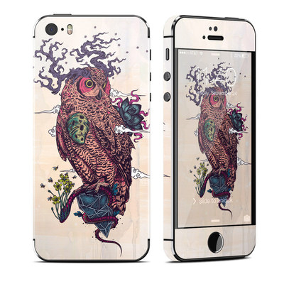 Apple iPhone 5S Skin - Regrowth
