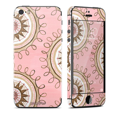 Apple iPhone 5S Skin - Retro Glam
