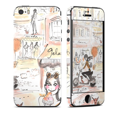 Apple iPhone 5S Skin - Rome Scene
