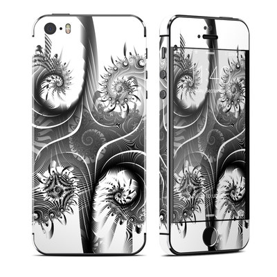 Apple iPhone 5S Skin - Rorschach
