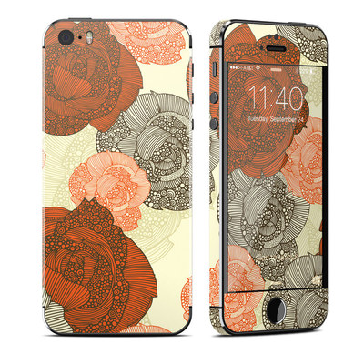 Apple iPhone 5S Skin - Roses