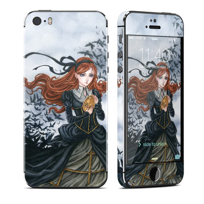 Apple iPhone 5S Skin - Raven's Treasure