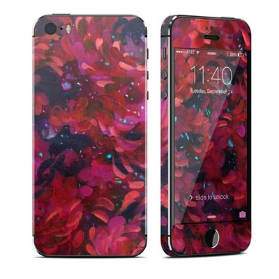 Apple iPhone 5S Skin - Rush
