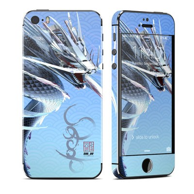 Apple iPhone 5S Skin - RYU 2