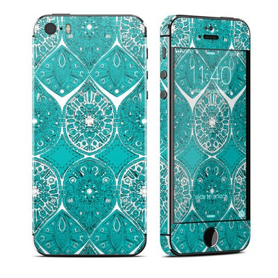 Apple iPhone 5S Skin - Saffreya