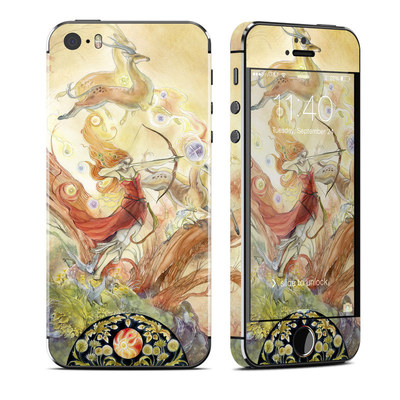 Apple iPhone 5S Skin - Sagittarius
