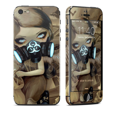 Apple iPhone 5S Skin - Scavengers