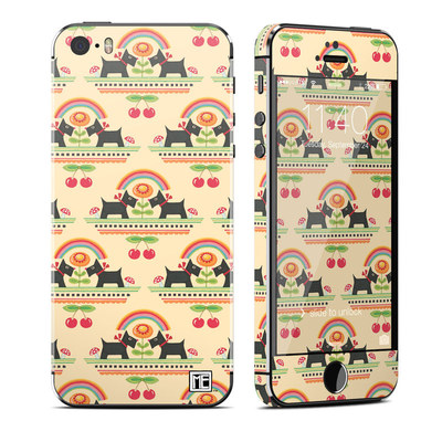 Apple iPhone 5S Skin - Scotties