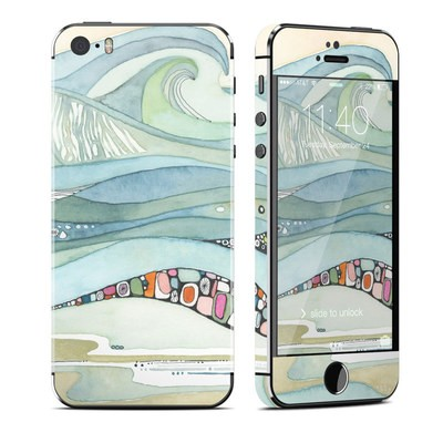 Apple iPhone 5S Skin - Sea of Love