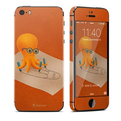 Apple iPhone 5S Skin - Selfie