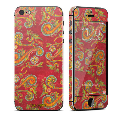 Apple iPhone 5S Skin - Shades of Fall