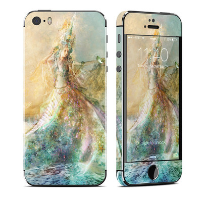 Apple iPhone 5S Skin - The Shell Maiden