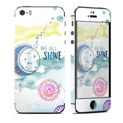 Apple iPhone 5S Skin - Shine On