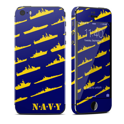 Apple iPhone 5S Skin - Ships
