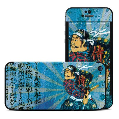 Apple iPhone 5S Skin - Samurai Honor