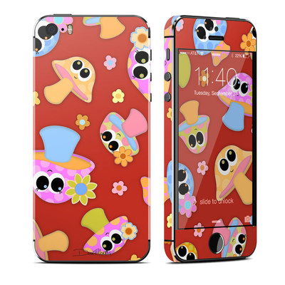 Apple iPhone 5S Skin - Shroomies