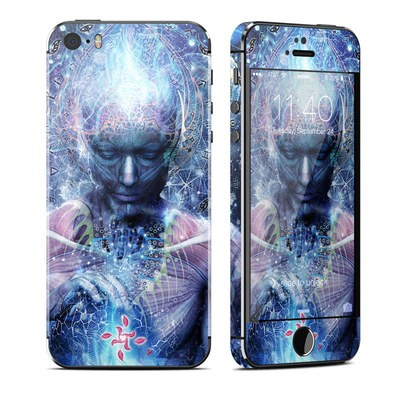 Apple iPhone 5S Skin - Silence Seeker