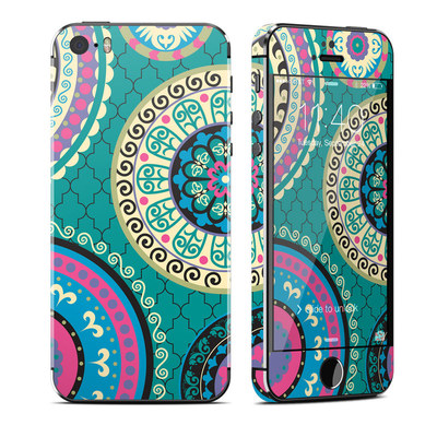 Apple iPhone 5S Skin - Silk Road