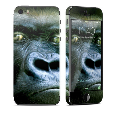 Apple iPhone 5S Skin - Silverback