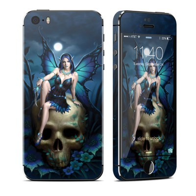 Apple iPhone 5S Skin - Skull Fairy