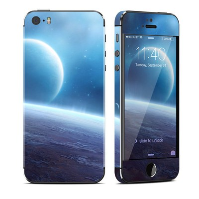 Apple iPhone 5S Skin - Song of Serenity