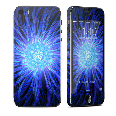 Apple iPhone 5S Skin - Something Blue