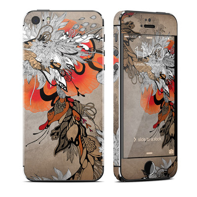Apple iPhone 5S Skin - Sonnet