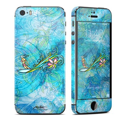 Apple iPhone 5S Skin - Soul Flow