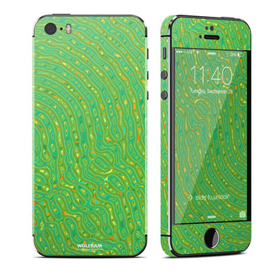 Apple iPhone 5S Skin - Speckle Contours
