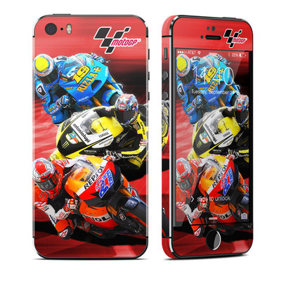 Apple iPhone 5S Skin - Speed Collage