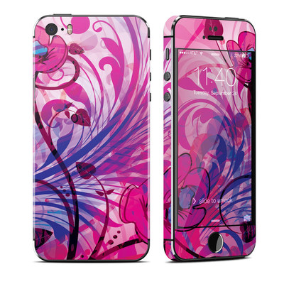 Apple iPhone 5S Skin - Spring Breeze