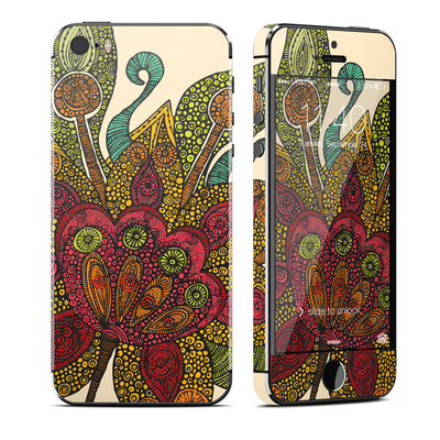 Apple iPhone 5S Skin - Spring Flower