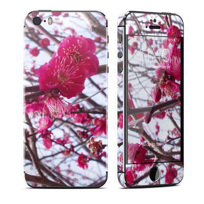 Apple iPhone 5S Skin - Spring In Japan