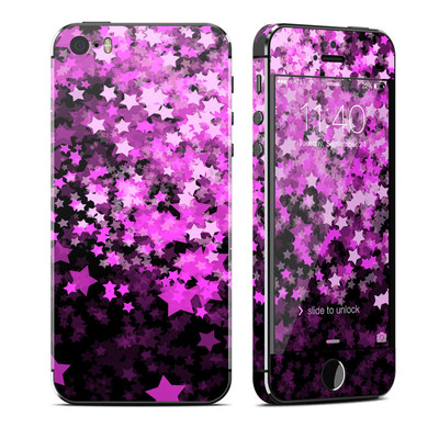 Apple iPhone 5S Skin - Stardust Summer