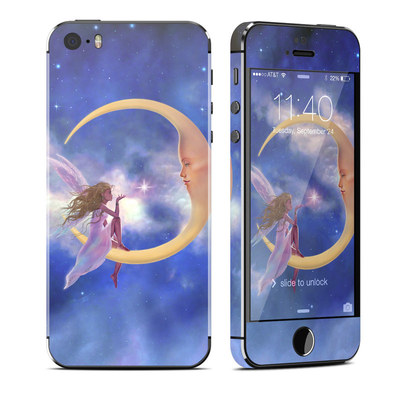 Apple iPhone 5S Skin - Star Kiss