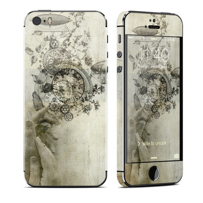 Apple iPhone 5S Skin - Steamtime