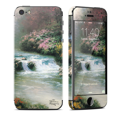 Apple iPhone 5S Skin - Beside Still Waters