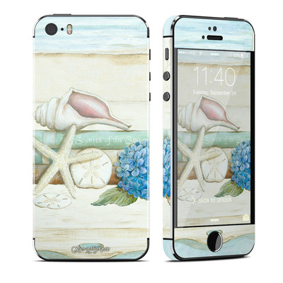 Apple iPhone 5S Skin - Stories of the Sea