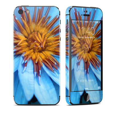 Apple iPhone 5S Skin - Sweet Blue