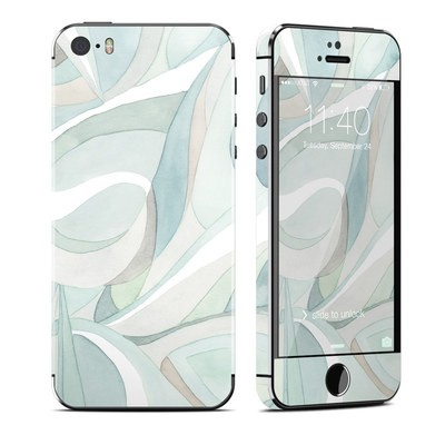 Apple iPhone 5S Skin - Swirl