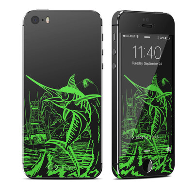 Apple iPhone 5S Skin - Tailwalker