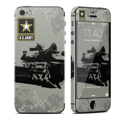 Apple iPhone 5S Skin - Tank Tuff