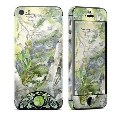 Apple iPhone 5S Skin - Taurus