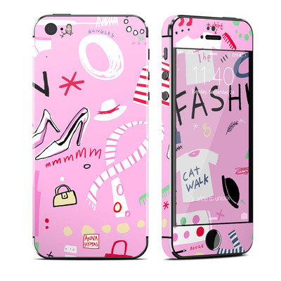 Apple iPhone 5S Skin - Tres Chic