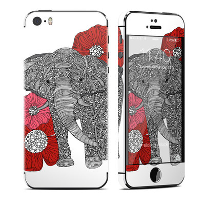 Apple iPhone 5S Skin - The Elephant