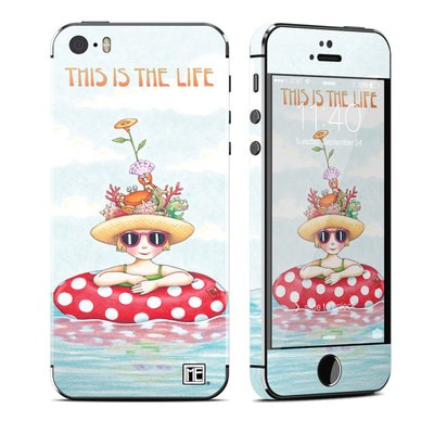 Apple iPhone 5S Skin - This Is The Life