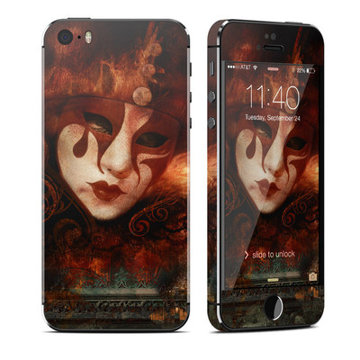Apple iPhone 5S Skin - To Rise Above