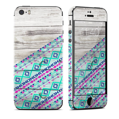 Apple iPhone 5S Skin - Traveler