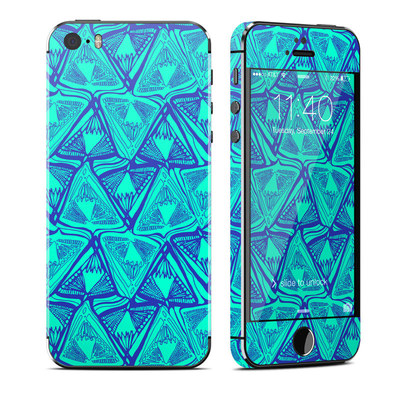 Apple iPhone 5S Skin - Tribal Beat