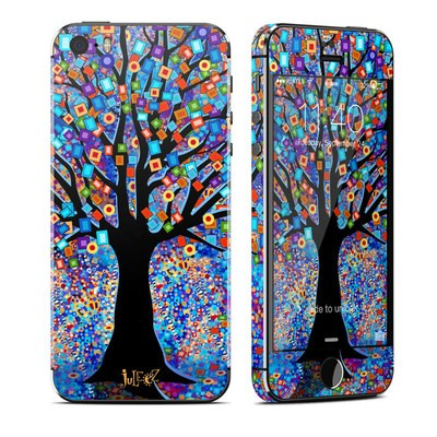 Apple iPhone 5S Skin - Tree Carnival